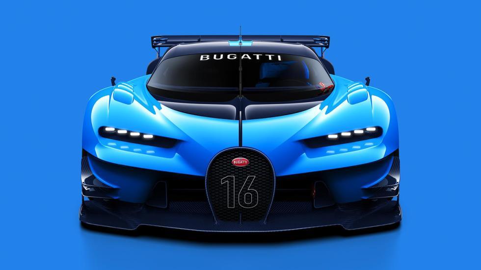 Bugatti Vision Gran Turismo 2