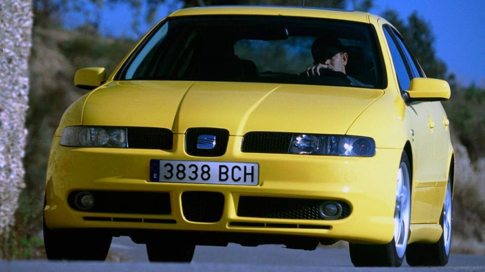 Seat León Cupra 4 delantera