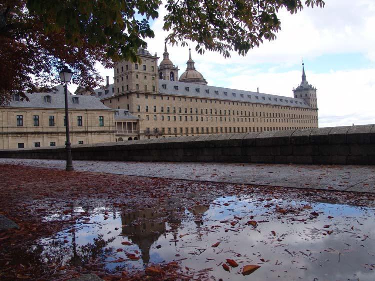 Monasterio de El Escorial, en Madrid