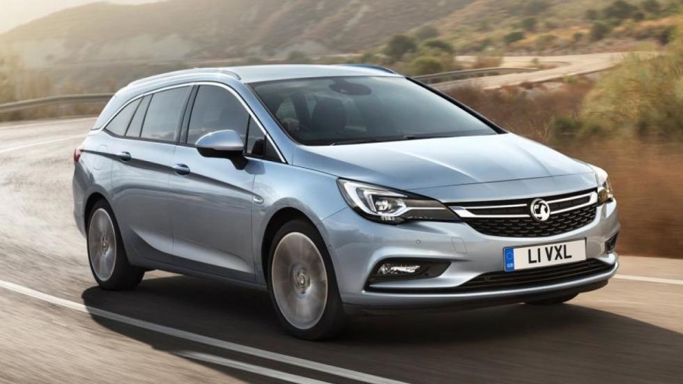Opel Astra Sports Tourer dinamica