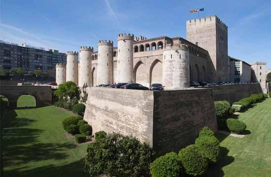 Aljaferia de Zaragoza