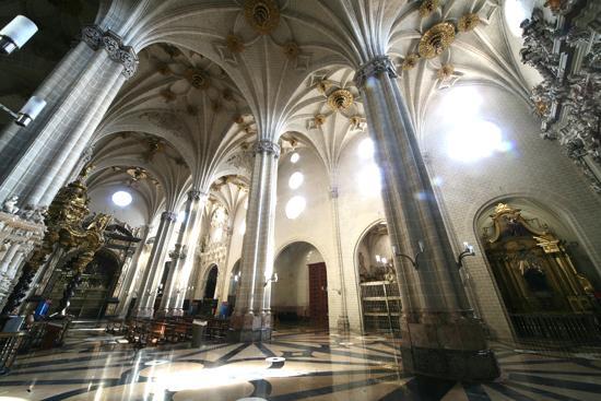 la SEO, en Zaragoza