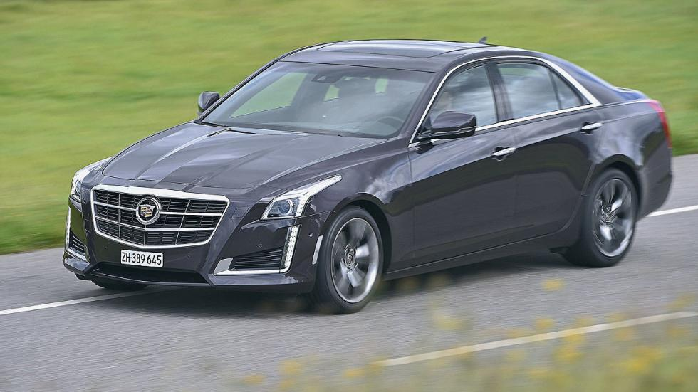 28: Cadillac CTS 2.0 Turbo AT Premium. 276 CV. 10,4 l/100 km