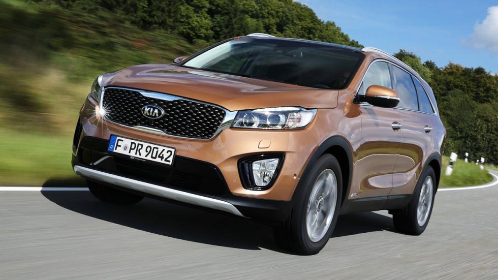 mejores-coches-según-consumer-reports-Kia-sorento