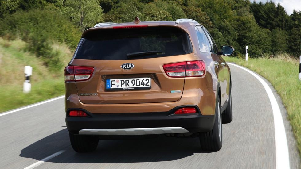 mejores-coches-según-consumer-reports-kia-sorento-zaga