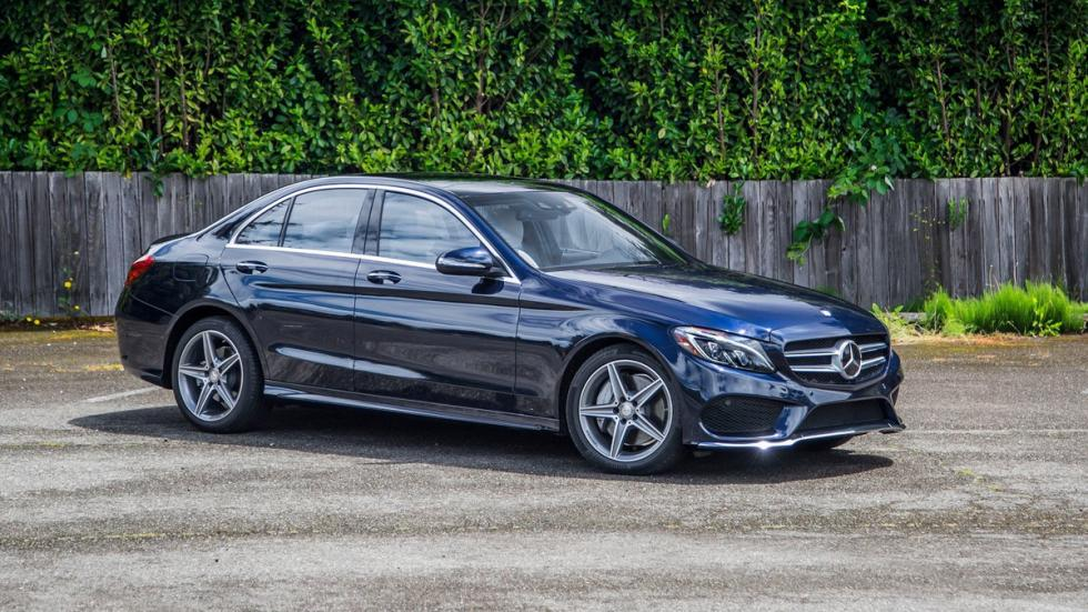 mejores-coches-según-consumer-reports-mercedes-clase-c