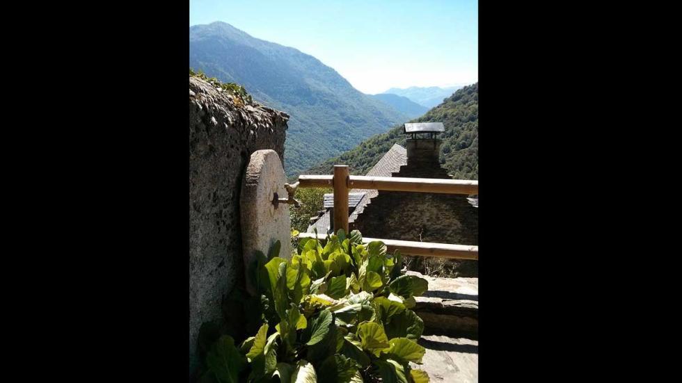 El Valle de Arán, en Lleida
