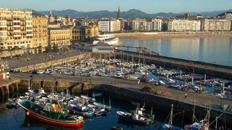 El Puerto de San Sebastián