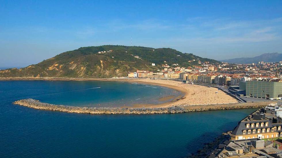 Panorámica de San Sebastián