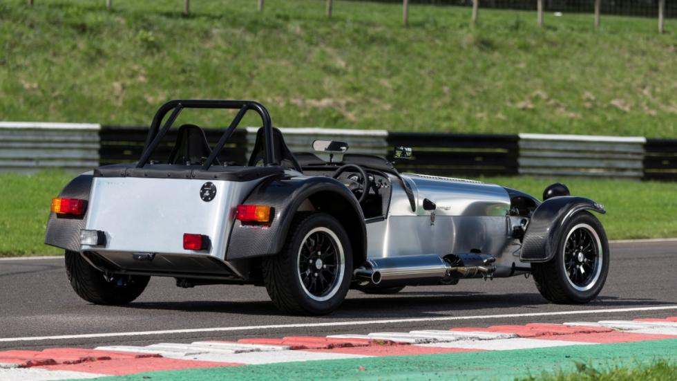 Caterham Seven Superlight Twenty Edition