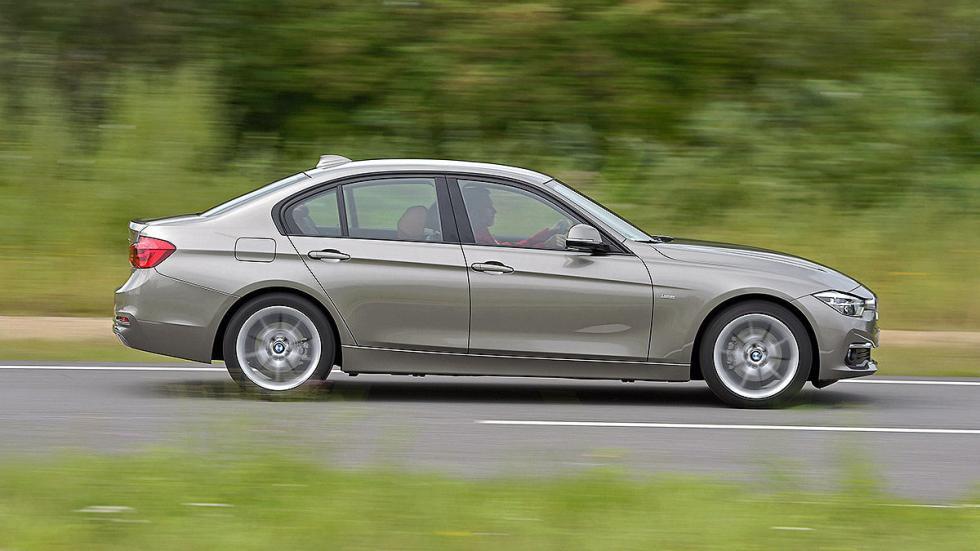 Nuevo BMW Serie 3 barrido