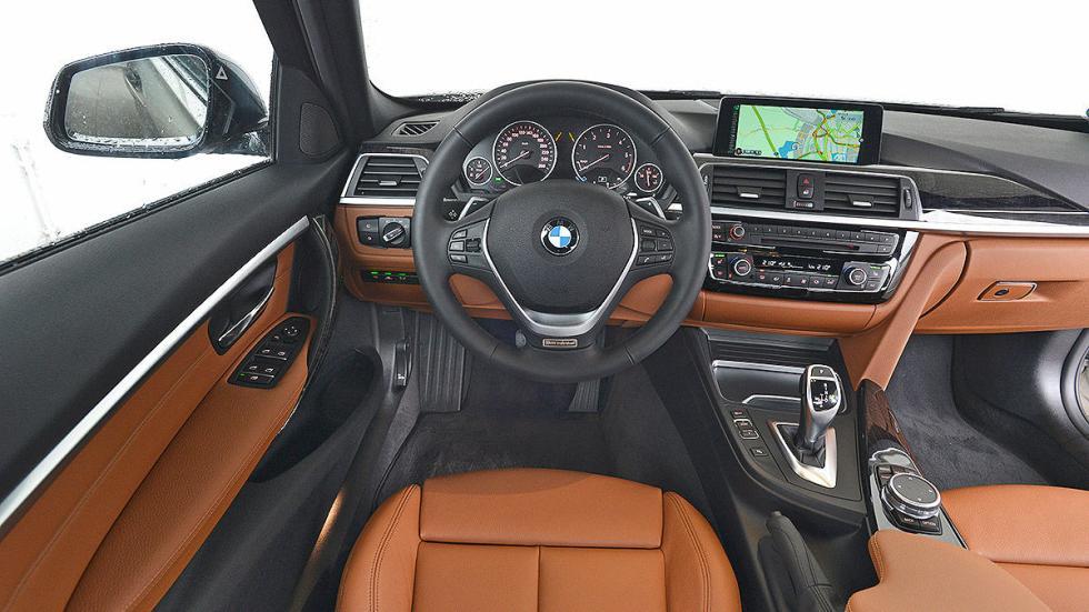 Nuevo BMW Serie 3 interior