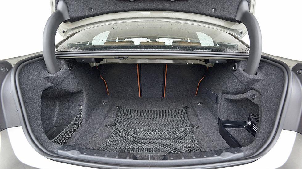 Nuevo BMW Serie 3 interior maletero