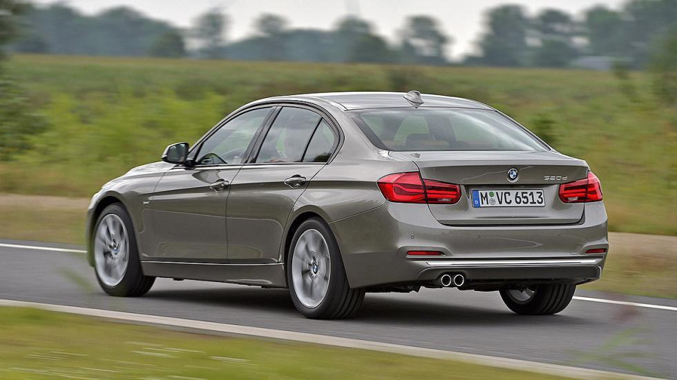 Nuevo BMW Serie 3 zaga