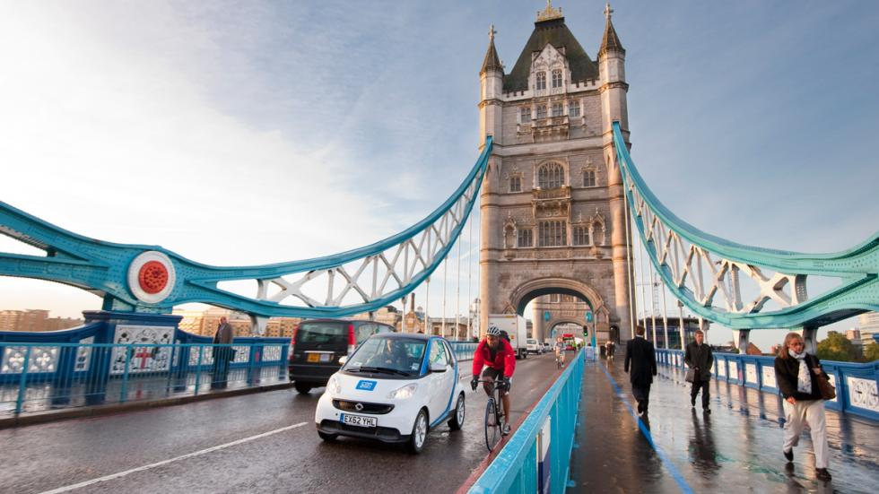 londres Car2Go