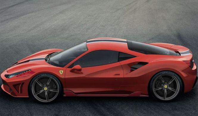 Ferrari 488 GTO by Marco Renna