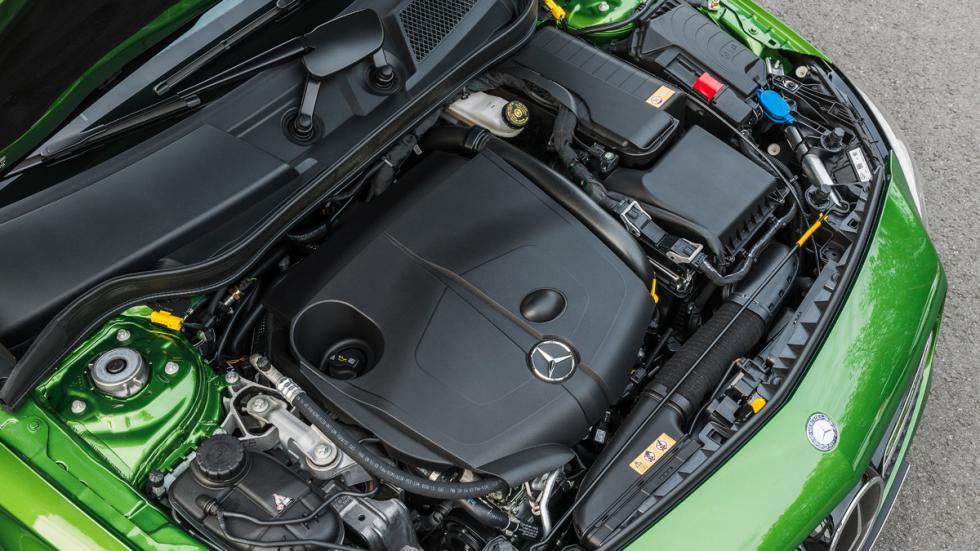 mercedes clase a 220d motor 2015