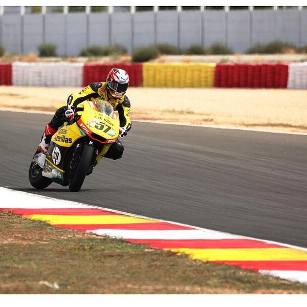 Edgar-Pons-Moto2-temporada 2015-Kalex-Italtrans