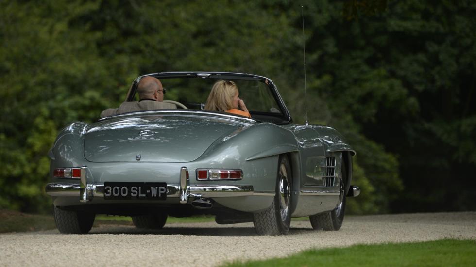 Salon Privé 2015 mercedes 300sl roadster