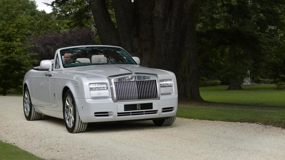 Salon Privé 2015 phantom drophead