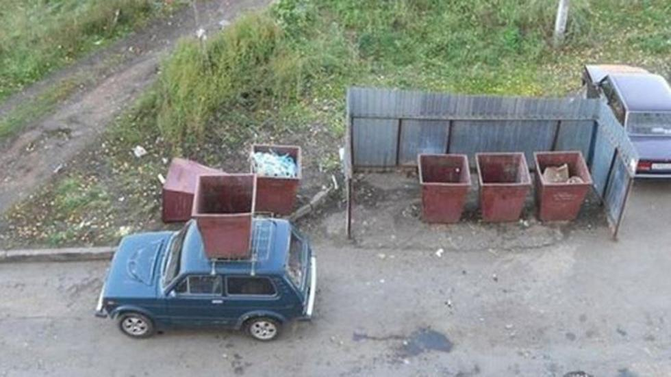 castigo-conductores-aparcan-mal-cubo