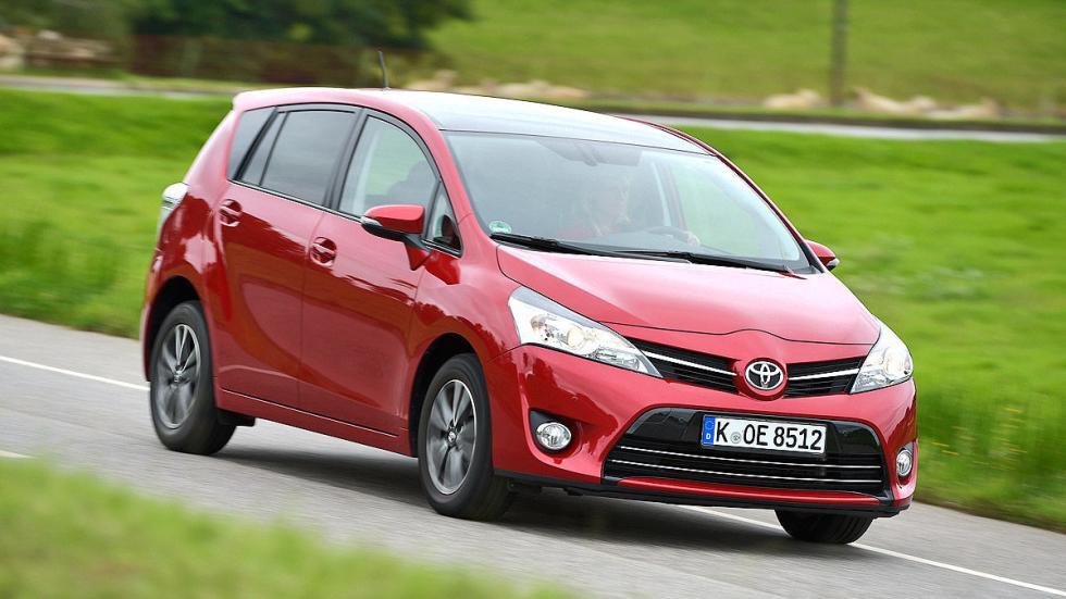 Toyota Verso interior morro
