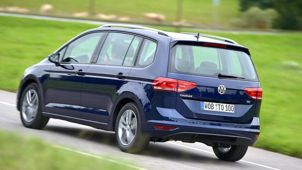 Volkswagen Touran zaga