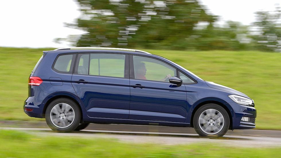 Volkswagen Touran barrido