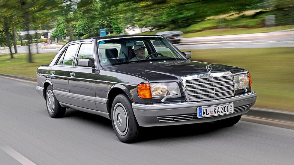 Mercedes 300 SE (W 126)