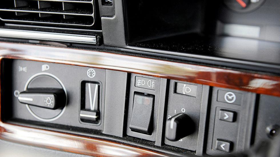 Volvo 760 detalle
