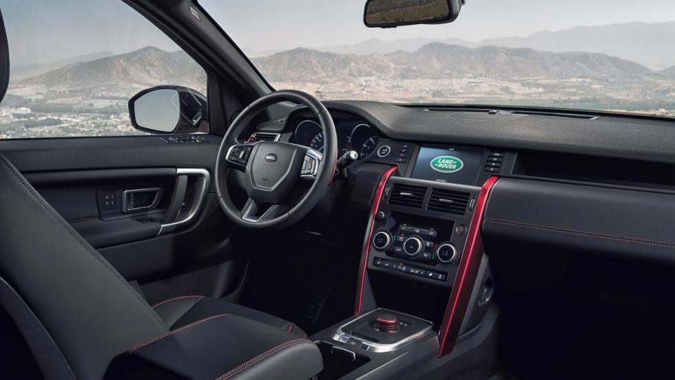 Land Rover Discovery Sport Dynamic interior