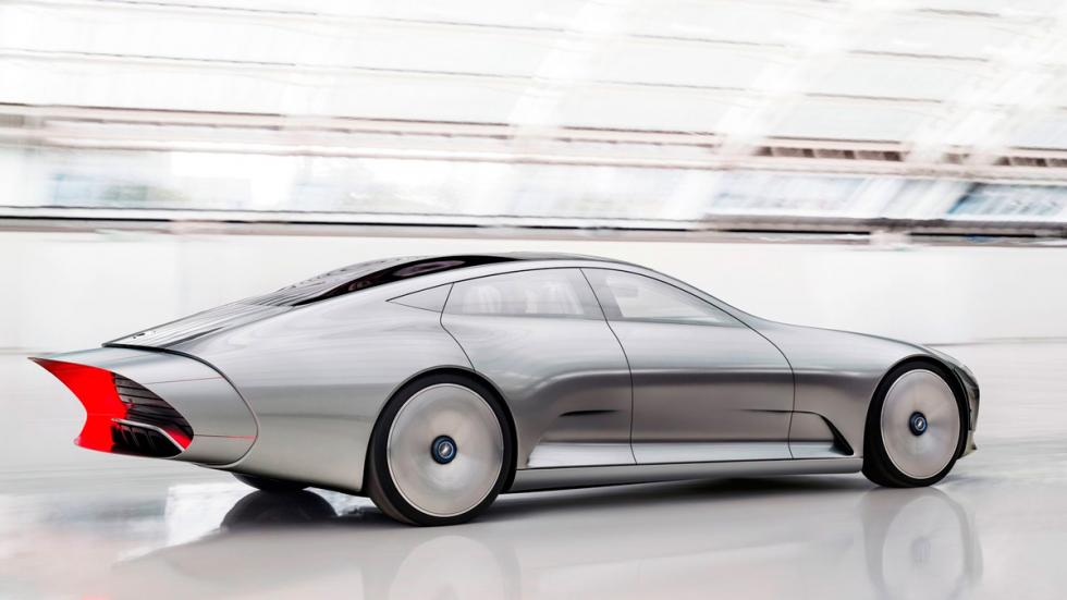 Mercedes Concept IAA lateral