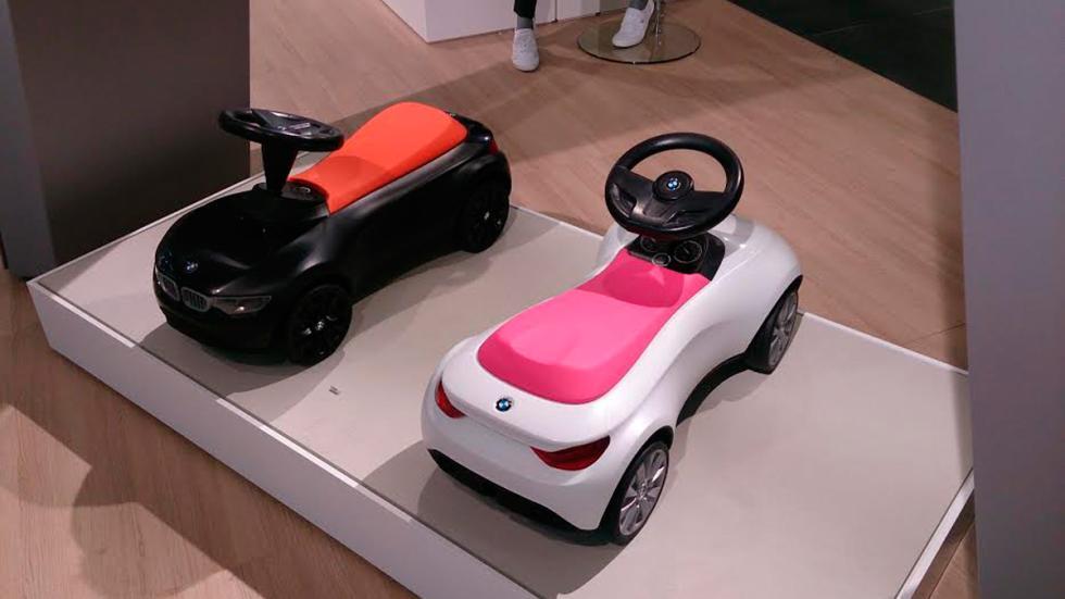Merchandising BMW Frankfurt 2015 3