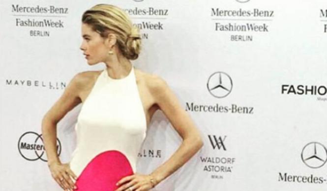 Doutzen Kroes y Mercedes-Benz 3