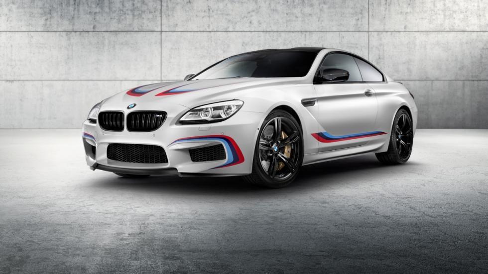 tomas de aire del BMW M6 Competition Edition