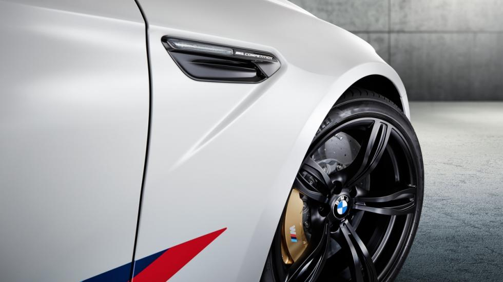 llantas del BMW M6 Competition