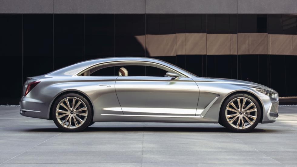 Hyundai Vision G Coupé concept