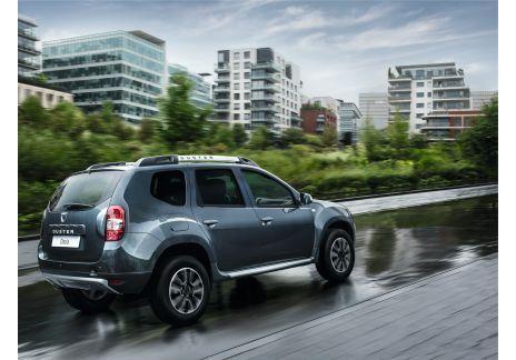 Dacia Duster 2016 tres cuartos traseros
