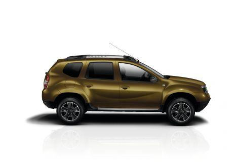 Dacia Duster 2016 lateral