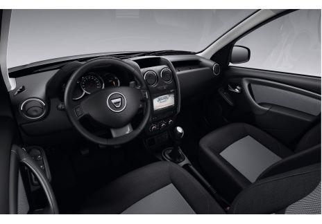 Dacia Duster 2016 interior