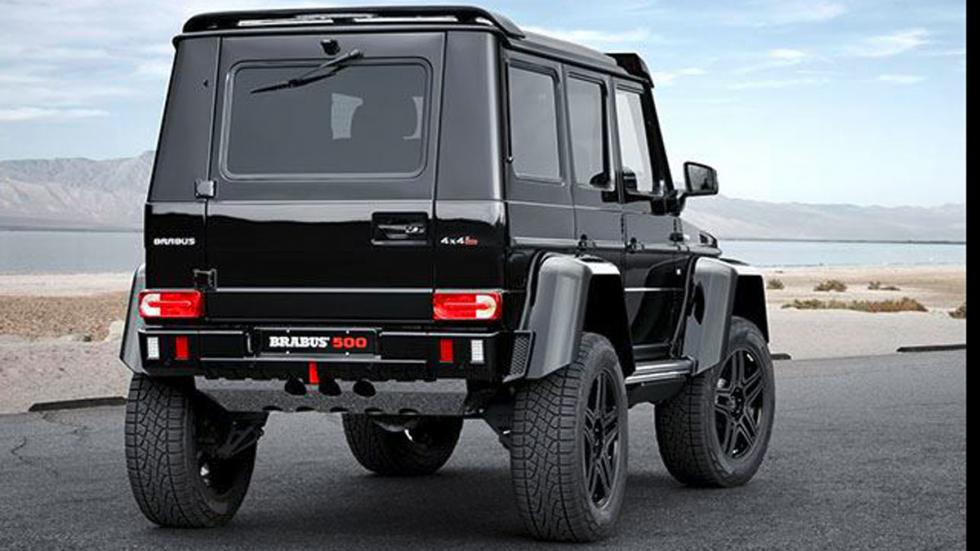 Mercedes G500 by Brabus