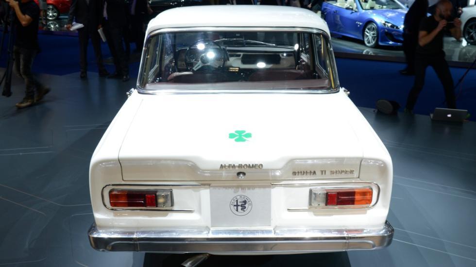 Alfa Romeo Giulia clásico
