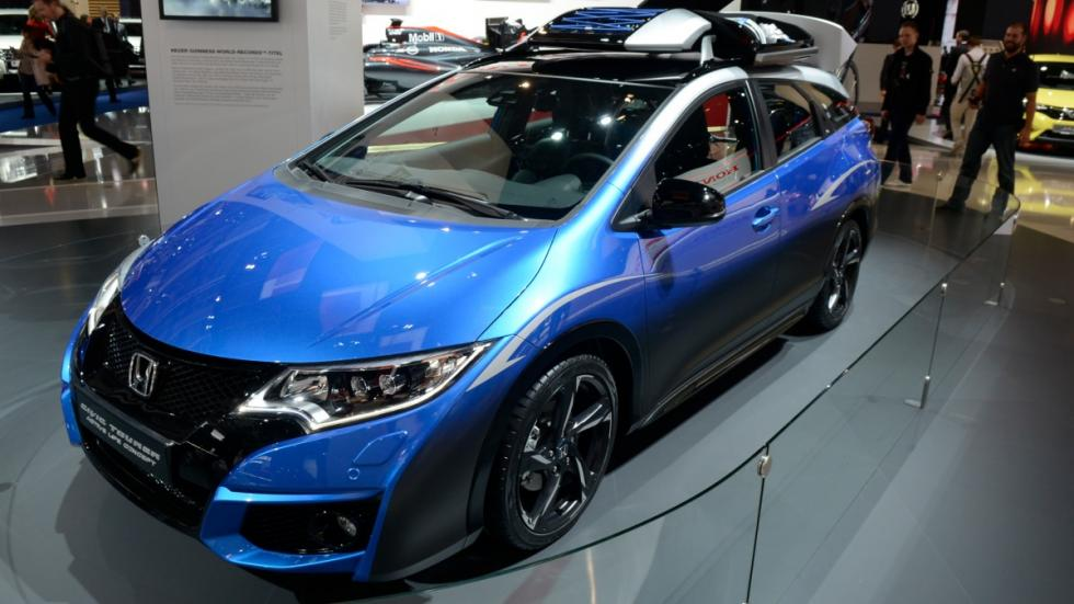 Honda Civic Tourer Active Life