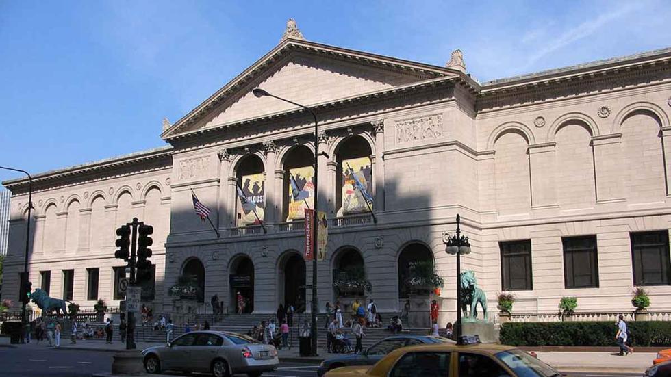 Instituto de Arte de Chicago (EEUU)