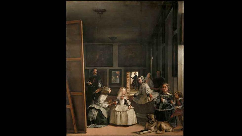 'Las Meninas' de Velázquez