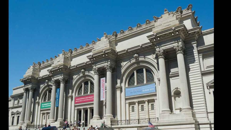 Museo Metropolitano de Arte de Nueva York (EEUU)