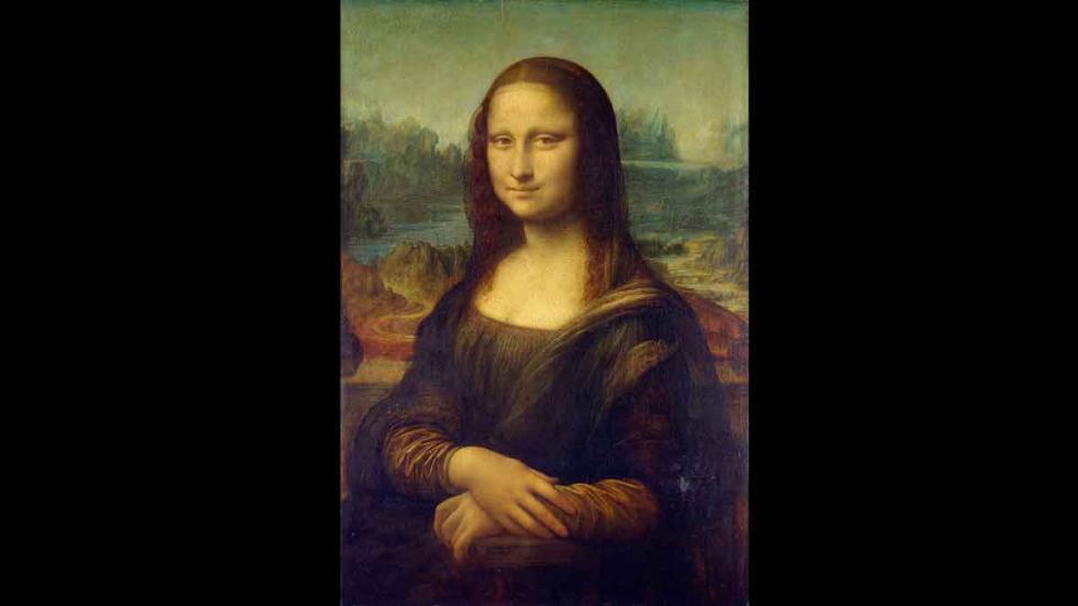 La Gioconda, Leonardo da Vinci.