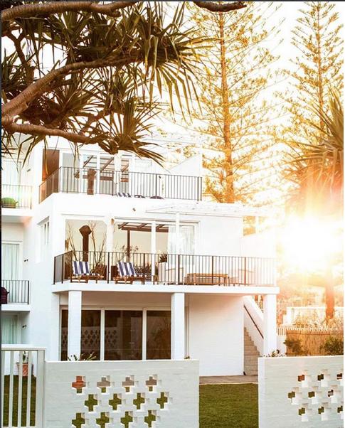 Halcyon House, en Cabarita Beach (Australia)