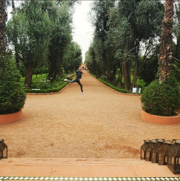 Mamounia (Marrakech)