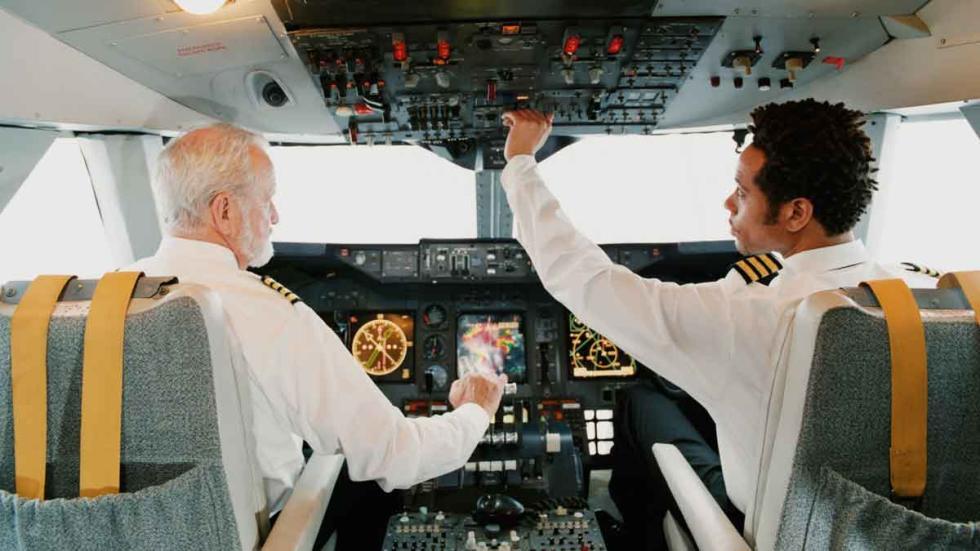 Piloto de aviones